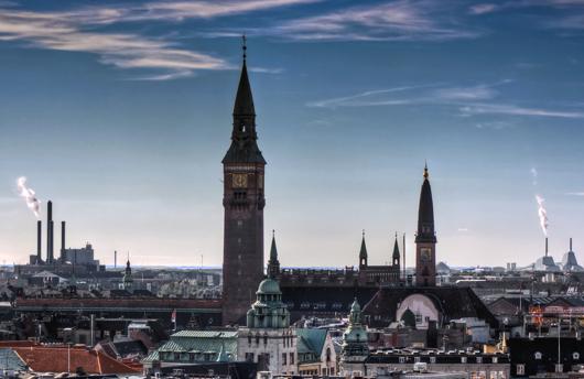 Go 100 Renewable Energy City Of Copenhagen