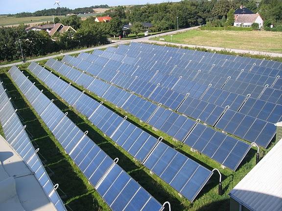 How Electricity Works >> Go 100% Renewable Energy : Island of Samso